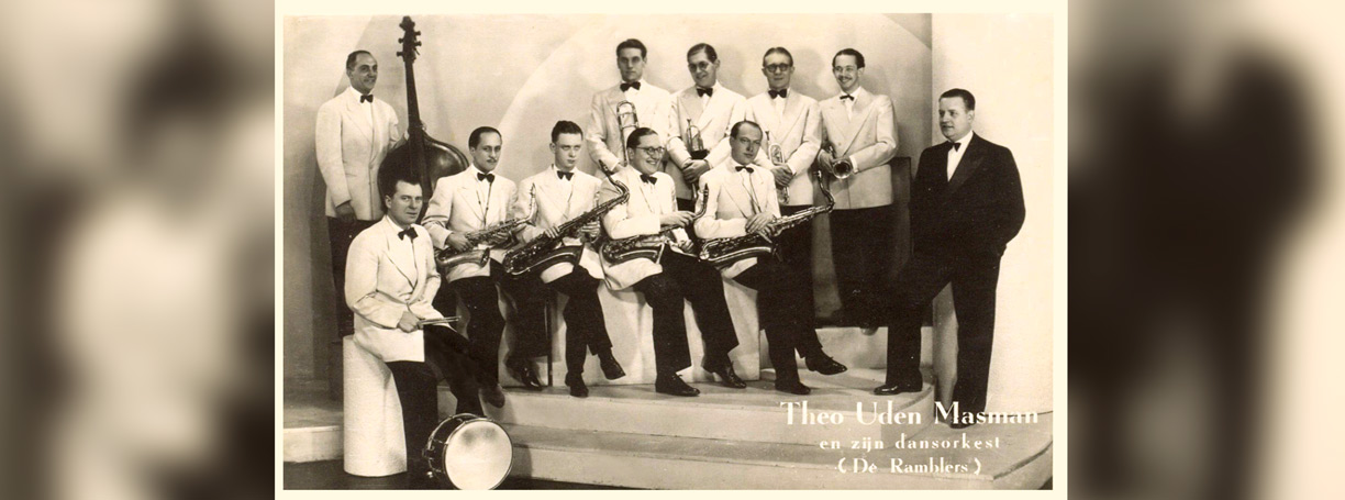 Theo-Uden-Masman The Ramblers, Orchestra of the centuries