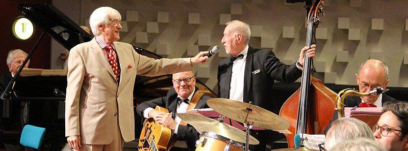 Afscheid van Jack Schols als orkestleider