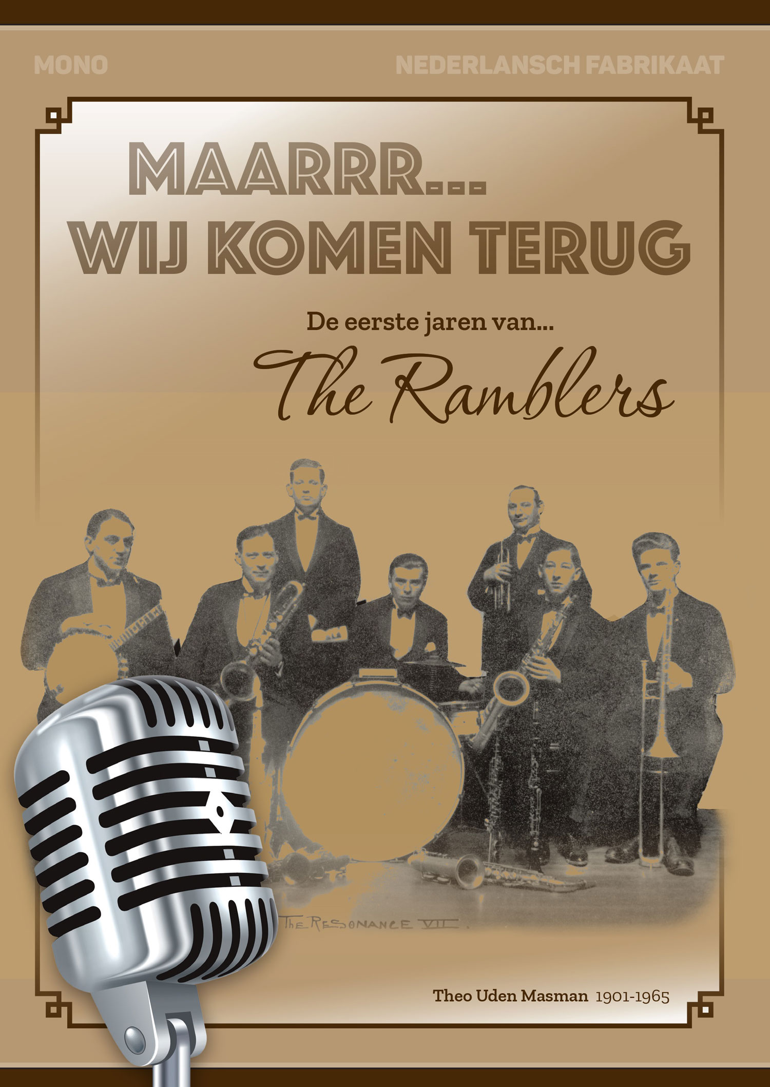 Boek over The Ramblers